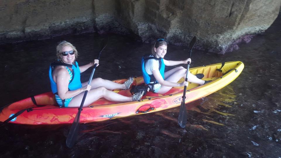 Kayak 03072016 Segway Trip Denia