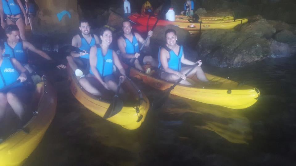 Kayak 06072016 Segway Trip Denia