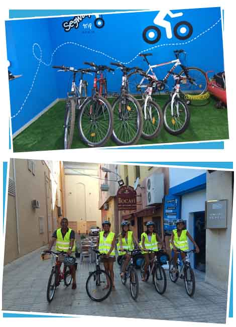 bicicleta segway trip javea