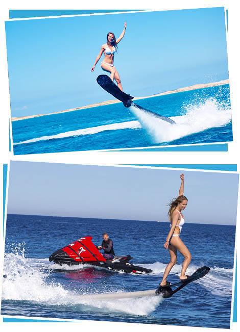 hoverboard segway trip javea