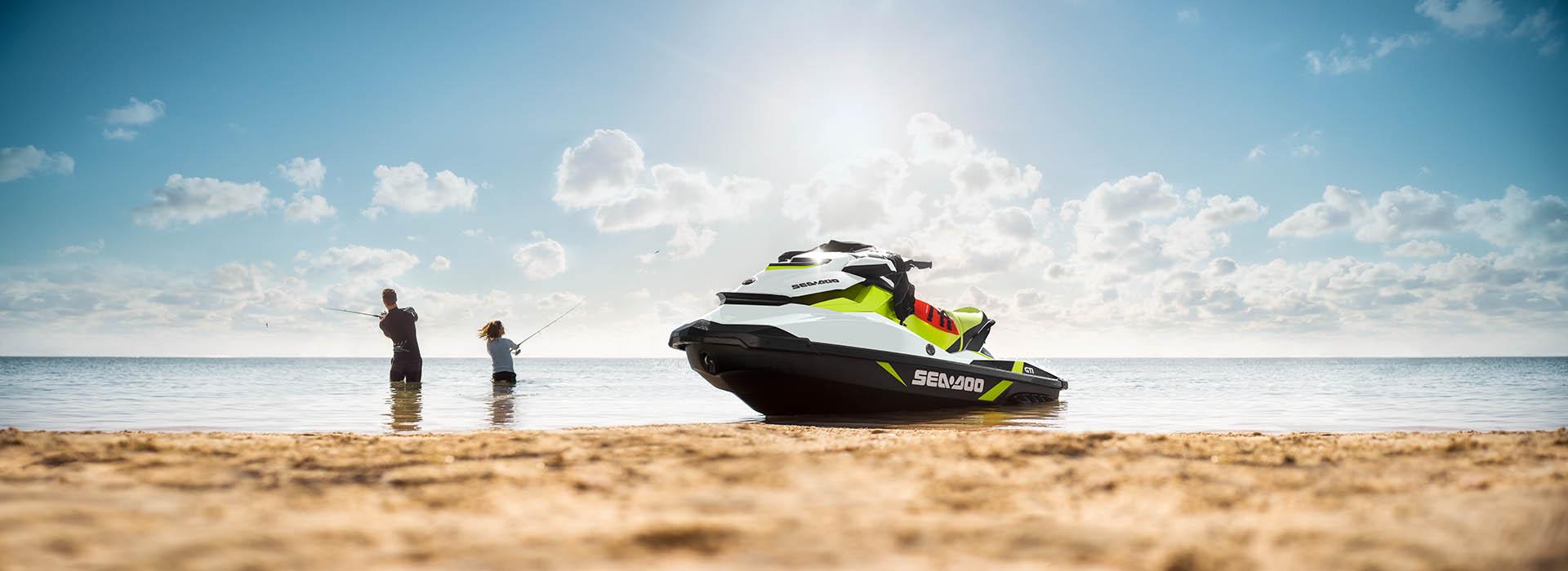 Segway Trip Javea Moto de agua
